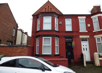 Thumbnail 3 bedroom end terrace house to rent in Ruskin Avenue, Rock Ferry