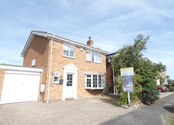 Thumbnail 4 bed link-detached house for sale in Cuckoo Lane, Stubbington, Fareham