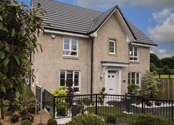 "Thumbnail 4 bed detached house for sale in ""Craigcrook"" at Falkirk Road, Bonnybridge"