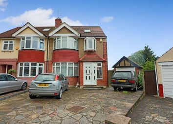 Thumbnail 4 bed semi-detached house for sale in Worple Way, Harrow