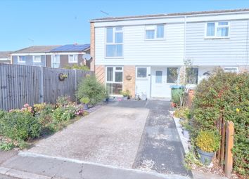 Thumbnail 3 bed end terrace house for sale in Mercury Close, Southampton