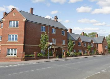 Thumbnail 1 bed flat for sale in Newton Court, Olney
