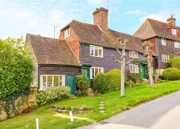 Thumbnail 3 bed semi-detached house for sale in Bird In Hand Street, Groombridge, Tunbridge Wells, Kent