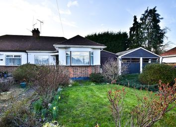 Thumbnail 2 bed semi-detached bungalow for sale in Rostrevor Gardens, Iver
