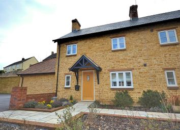 Thumbnail 2 bed end terrace house for sale in Badger Row, Higher Street, Bradpole