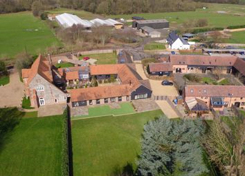 Thumbnail 5 bed barn conversion for sale in Raans Road, Amersham