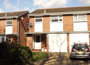 Thumbnail 3 bed semi-detached house for sale in Burton, Christchurch, Dorset