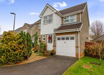 Thumbnail 4 bed detached house for sale in Headington Close, Hanham, Bristol