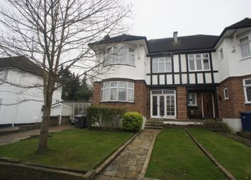 Thumbnail 3 bed semi-detached house for sale in Rowben Close, Totteridge