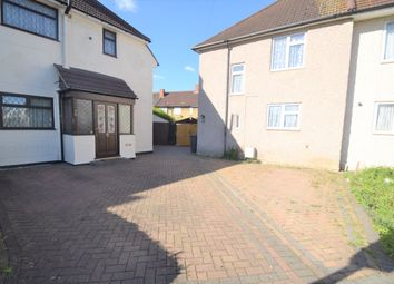 Thumbnail 3 bed end terrace house to rent in Manor Square, Dagenham
