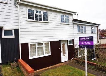 Thumbnail 3 bed terraced house for sale in Sempill Road, Hemel Hempstead