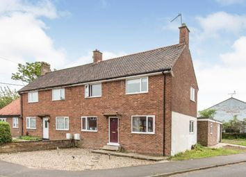 Thumbnail 3 bed semi-detached house for sale in Watton, Thetford