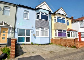 Thumbnail 4 bed terraced house for sale in Redstock Road, Southend-On-Sea, Essex