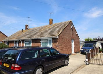 Thumbnail 2 bedroom bungalow for sale in Foxley Road, Queenborough