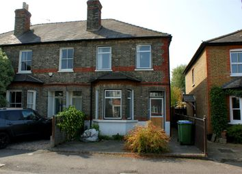 Thumbnail 2 bed end terrace house for sale in Hersham Road, Hersham, Walton-On-Thames, Surrey