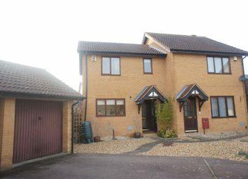 Thumbnail 2 bedroom semi-detached house to rent in Bowen Close, Browns Wood, Milton Keynes