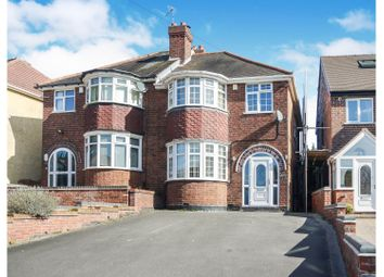 Thumbnail 3 bed semi-detached house for sale in Vera Road, Birmingham