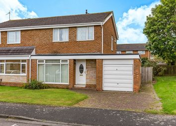 Thumbnail 3 bed semi-detached house to rent in Blairmore Gardens, Eaglescliffe, Stockton-On-Tees