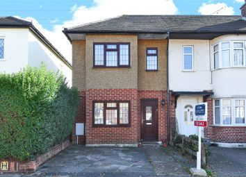 Thumbnail 2 bed end terrace house for sale in Sidmouth Drive, Ruislip, Middlesex