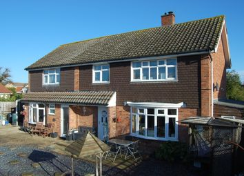 Thumbnail 4 bed detached house for sale in Moors Way, Woodbridge