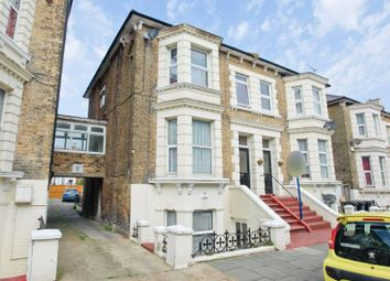 Thumbnail 1 bed flat to rent in Athelstan Road, Margate