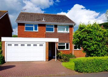 Thumbnail 4 bed detached house for sale in Lawn Avenue, Etwall, Derby
