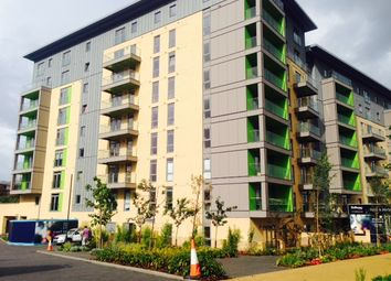 Thumbnail 1 bed flat to rent in Falcondale Court / Lakeside Drive, London