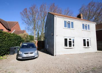 Thumbnail 4 bed detached house for sale in Newport Road, Hemsby, Great Yarmouth