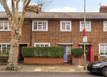 Thumbnail 3 bedroom terraced house for sale in Sabine Road, Battersea, London