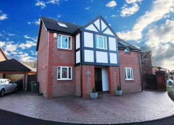 5 bed detached house for sale in Ffordd-Y-Barcer, Michaelston-Super-Ely, Cardiff CF5