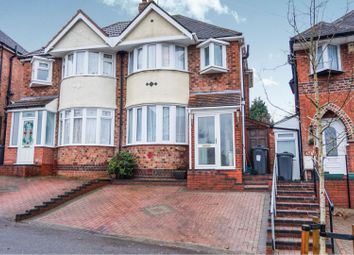 Thumbnail 3 bed semi-detached house for sale in Perry Wood Road, Great Barr