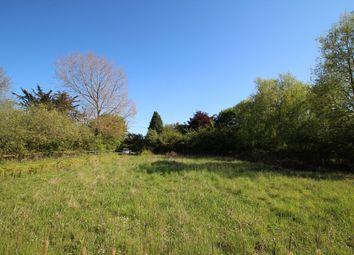 Thumbnail Land for sale in Wyverstone, Stowmarket, Suffolk