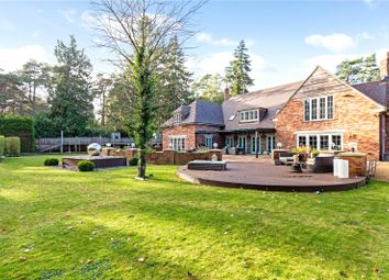 Thumbnail 5 bed detached house for sale in Avon Castle Drive, Ringwood, Hampshire