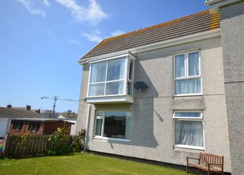 Thumbnail 2 bed flat for sale in Josephs Court, Perranporth, Cornwall