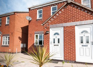 Thumbnail 2 bedroom semi-detached house for sale in Gasny Avenue, Castle Donington, Derby