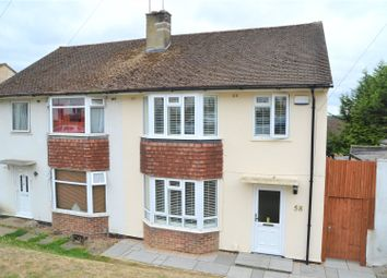 Thumbnail 3 bed semi-detached house for sale in Royal Avenue, Calcot, Reading, Berkshire
