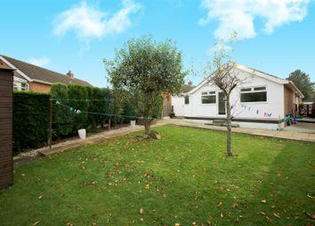 Thumbnail 3 bed detached bungalow for sale in Grange Close, Lambley, Nottinghamshire