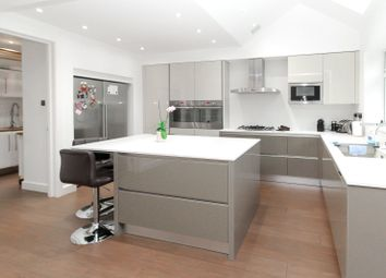 Thumbnail 5 bed semi-detached house for sale in Edgwarebury Lane, Edgware