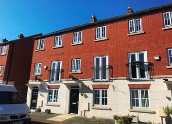 Thumbnail 3 bed terraced house to rent in Plovers Field, Sandy