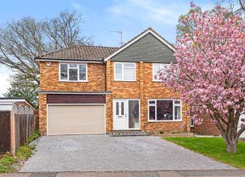 Grange Avenue, Crowthorne, Berkshire RG45. 4 bed detached house for sale
