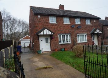 Thumbnail 3 bed semi-detached house for sale in Hill Top Avenue, Barnsley