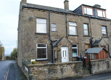 Thumbnail 4 bedroom end terrace house for sale in Westfield Terrace, Clayton, Bradford