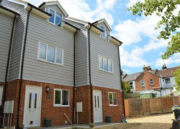 Thumbnail 4 bed terraced house for sale in Hunnyhill, Newport