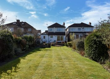 Thumbnail 3 bed detached house for sale in Southwood Drive, Tolworth, Surbiton