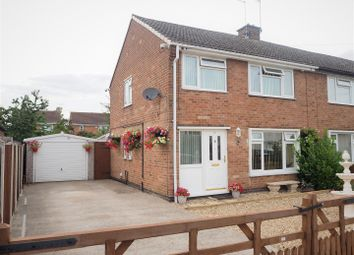 Thumbnail 3 bed end terrace house for sale in Sutton Avenue, Newark
