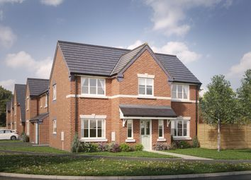Thumbnail 4 Bedroom Detached House For Sale In The Grangewood Off Magdalene Drive Mickleover