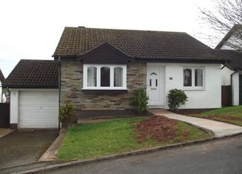 Thumbnail 2 bed bungalow to rent in Meadow Rise, Teignmouth