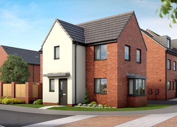 "Thumbnail 3 bed detached house for sale in ""Windsor"" at Long Lands Lane, Brodsworth, Doncaster"