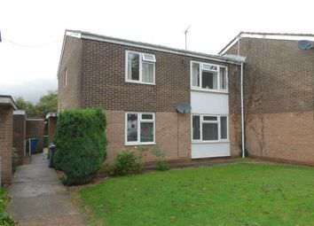 Thumbnail 1 bed flat to rent in Hoe View Road, Nottingham