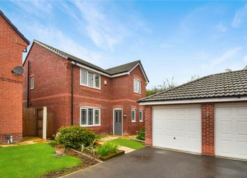 4 bed detached house for sale in Longwood Hall Rise, South Normanton, Alfreton, Derbyshire DE55